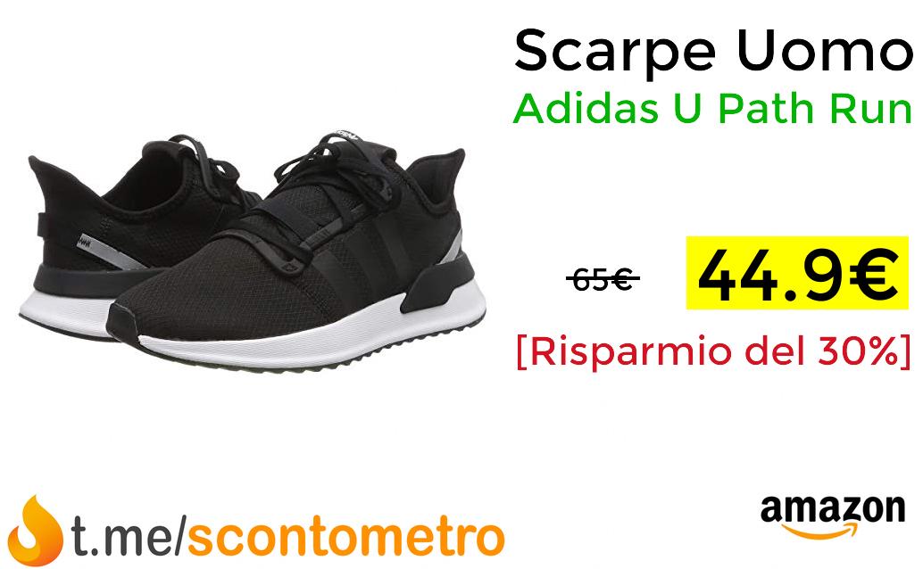 adidas scarpe uomo path run