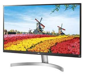 "LG 27UK600 Monitor, 27"", LED IPS UltraHD 4K HDR 10, 3840x2160,"