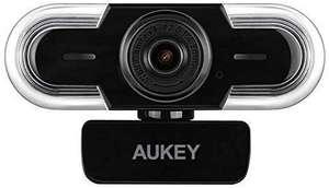 AUKEY Webcam 2K HD con microfono