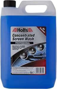 Holts HSCW1101A - Liquido detergente concentrato per tergicristalli, 5 L