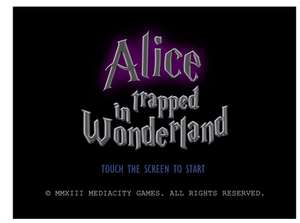 ITA Gioco iOS gratis: Alice catturata nel Paese delle meraviglie