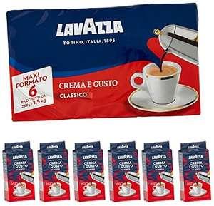 Lavazza Crema e Gusto Classico (6 confezioni da 250 g) Disponibile solo nel lidl di GRAVINA DI CATANIA