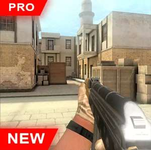 PlayStore: Combat Strike PRO: FPS Online Gun Shooting Games