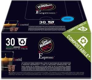 Caffè Vergnano 1882 Capsule Nespresso (Decaffeinato) - confezione da 240 (8x30)