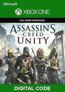 Assassin's Creed: Unity (Xbox One) Xbox Live Key GLOBAL