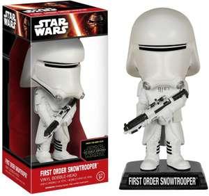 Funko Wobbler - Statuetta in Vinile Snowtrooper 1o Orden Star Wars,