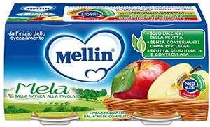 12x100 grMellin Omogeneizzato Mela