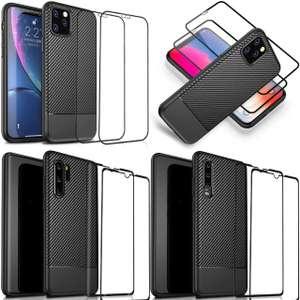 Cover + Vetro iPhone e Huawei