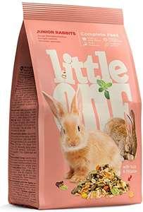 Little One Cibo per Conigli Junior, 900 g
