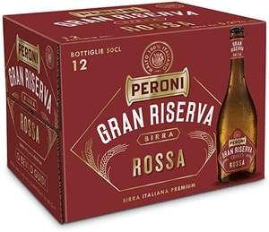 Birra Peroni Gran Riserva Rossa - Cassa da 12 x 50 cl