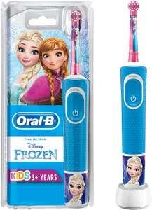Oral-B Kids Spazzolino Elettrico Ricaricabile Frozen