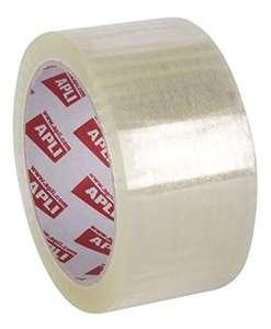 Confezione di 36 rotoli di K60 senza rumore, 48 mm x 66 m, 28 µm, colore: trasparente