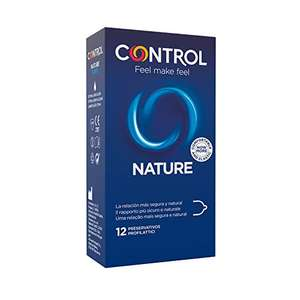 CONTROL Nature 12 Condom Trasparente