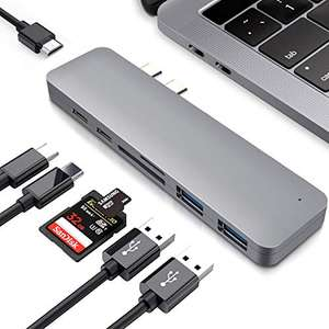 Hub USB 7 in 1 Thunderbolt