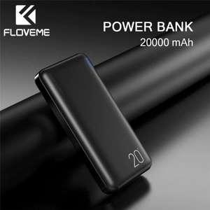 Powerbank 20000mAh con USB C