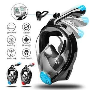 Maschera da Snorkeling Unisex