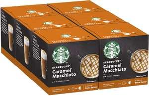"72 capsule Starbucks: ""Caramel Macchiato"""