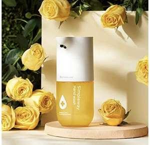 Simpleway, dispenser di sapone automatico, 300 ml, con sensore a infrarossi, per cucina e bagno