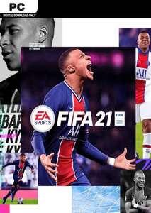 Fifa 21 PC - Preordine Key Piattaforma Origin