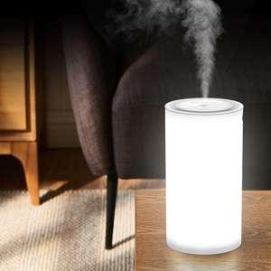 Umidificatore USB Con luce a LED 7.6€