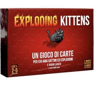 Exploding Kittens - Asmodee