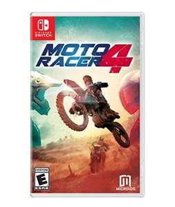 Moto Racer 4 - Nintendo Switch