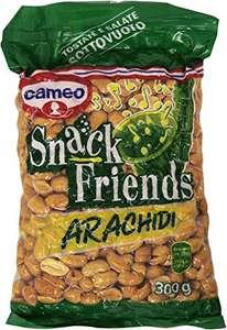 Busta di arachidi Cameo 300 Grammi