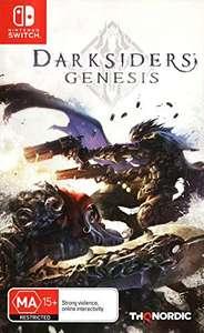 Darksiders Genesis - Standard Edition - Nintendo Switch