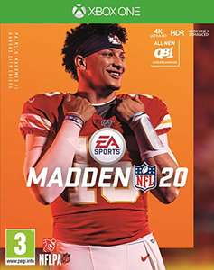 Scorri sopra l'immagine per ingrandirla Madden Nfl 20 Xbox