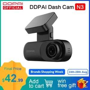 Videocamera Per Auto DDPai Mola N3