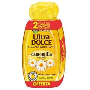 6x Garnier Ultra Dolce Shampoo