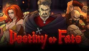 Steam Gioco PC Gratis: Destiny of Fate
