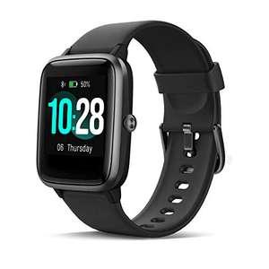 """HOMVILLA IP68 Activity Tracker, Orologio Uomo, 1.3"""" LCD Smartwatch"""