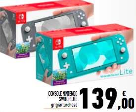Nintendo switch lite 139€