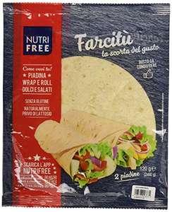 6 x Nutri Free Farcitu' Piadina Senza Glutine 120gr