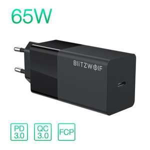 Caricatore USB-C PD3.0 65W BlitzWolf® BW-S17