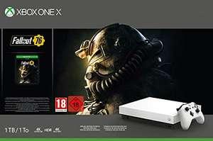 Xbox One X 1TB Fallout 76 -Warehouse