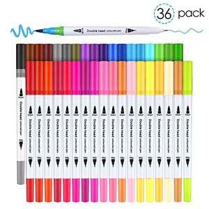 Pennarelli in feltro 36 colori