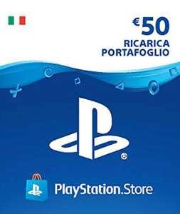Credito PSN 50€