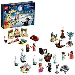 LEGO - Harry Potter Calendario dell'Avvento 2020, Mini Set di Costruzioni Natalizie, Scena del Ballo di Natale di Hogwart, 75981