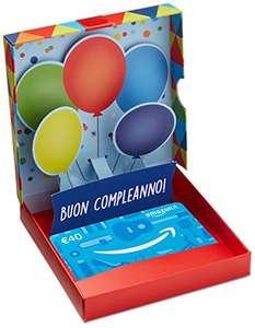 Buono Regalo Amazon da 40€