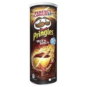 Pringles Hot&Spicy - 175 g