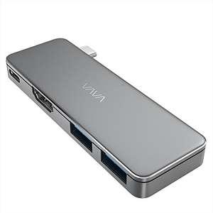 Hub USB-C 4 Porte Offerta Lampo