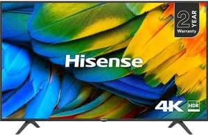 """HISENSE TV LED Ultra HD 4K 65"""" Smart TV"""