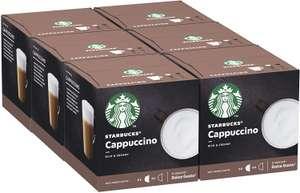 Starbucks Cappuccino 72 Cap - Dolce Gusto 13.5€
