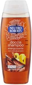 6x250ml Neutro Roberts Doccia Shampoo Energizzante