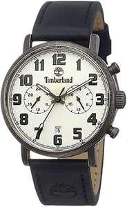 Timberland Orologio Cronografo Quarzo Uomo con Cinturino in Pelle TBL.15405JSQS/04