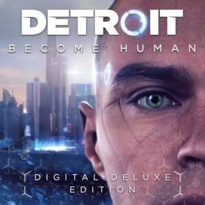 Detroit: Become Human Digital Deluxe Edition - Playstation Store