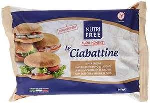 5x 200gr Nutri Free le Ciabattine SENZA GLUTINE