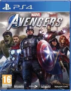 [PS4] Marvel's Avengers - Bundle Edition
